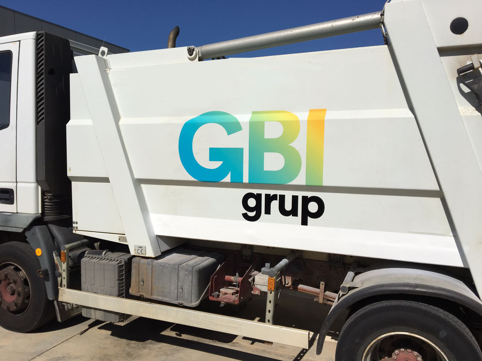 GBI Serveis  Inicia El Servei De Recollida Porta A Porta Comercial A Palamós