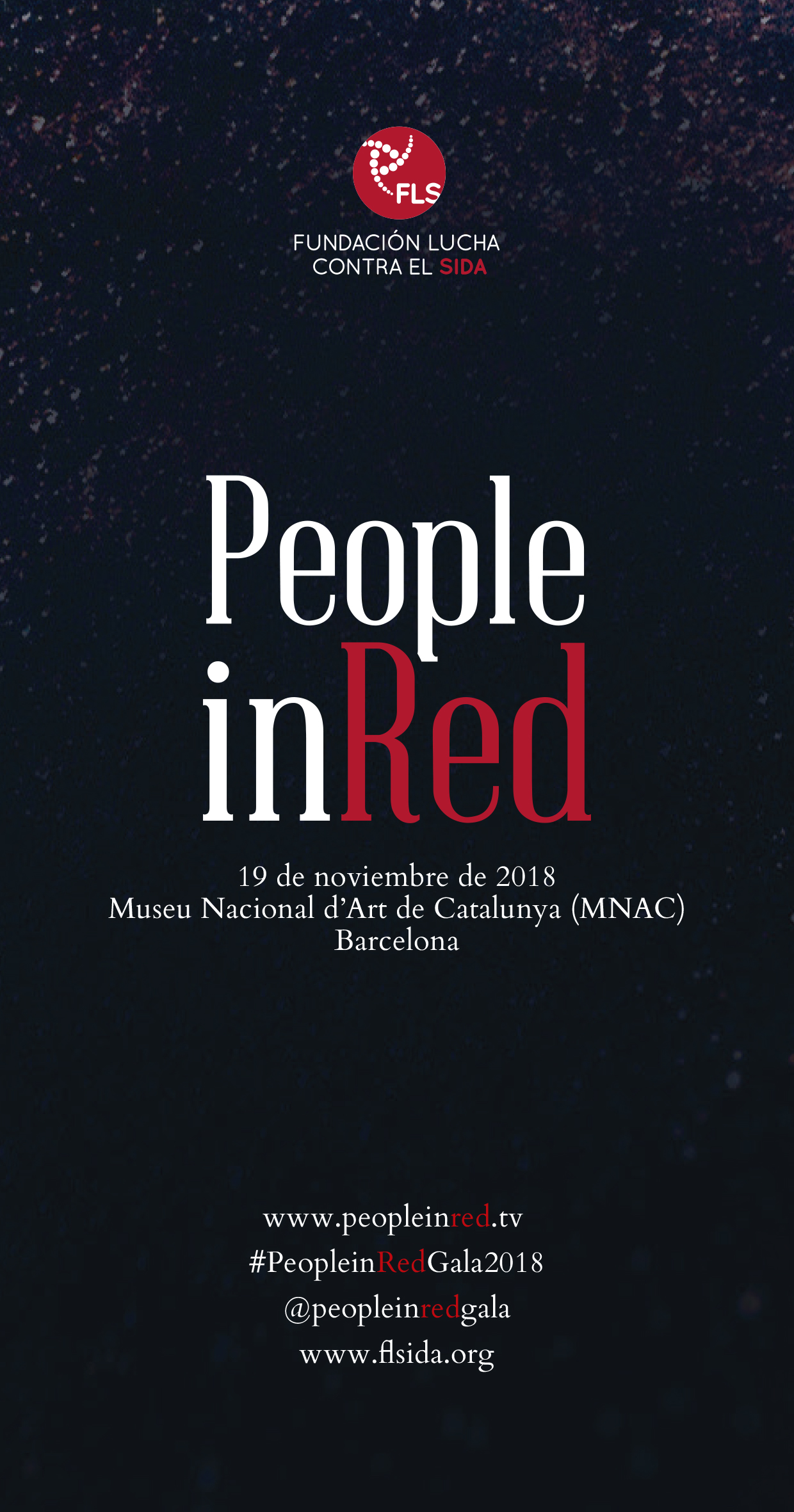 "GBI Grup Patrocinador De La Gala Benèfica ""People In Red"""