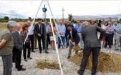 Empiezan Las Obras Del Centro De Tratamiento De Residuos De Pedret I Marzà