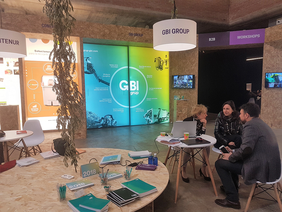 Gbi Serveis Present Al Wasteinprogress 2018